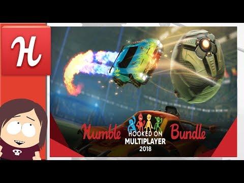 Humble Hooked On Multiplayer 2018 Bundle