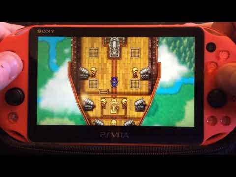 Final Fantasy IV PSP vs GBA vs DS Comparison
