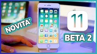 iOS 11 beta 2 + watchOS 4 beta 2: le novità!