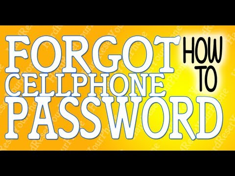 Forgot Your Password? Hard Reset Your Phone Channel Trailer
