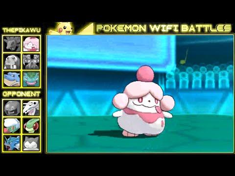 Play Rough, Slurpuff! (Pokemon ORAS UU Wifi Battle)