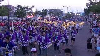 8月2日(日) いやさか君津踊り@君津市民ふれあい祭り