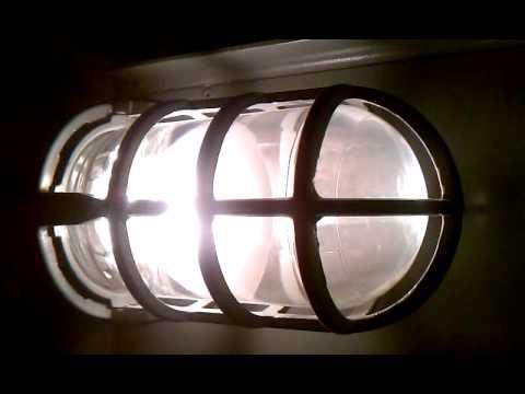 Boiling light bulb