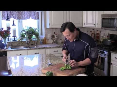 How To Cut Bell Pepper- 4 Different Ways