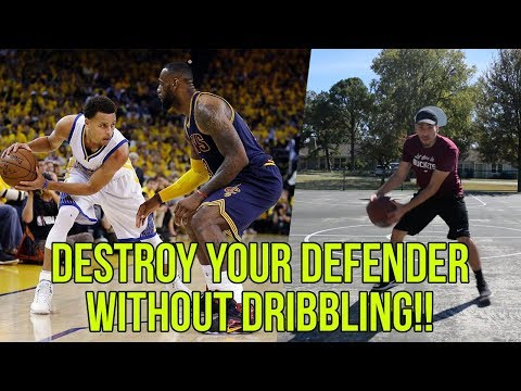This Move Will BREAK Your Defender's Ankles BEFORE You Dribble!!