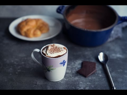 Thick French Hot Chocolate