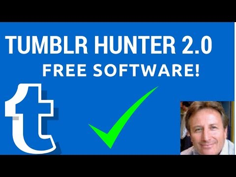 Expired Tumblr Hunter 2.0 Free Software (Updated 2018)
