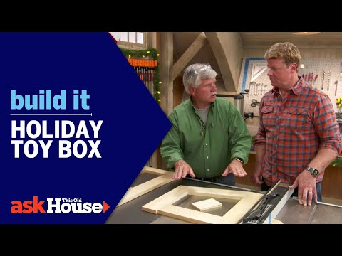 Build It | Holiday Toy Box