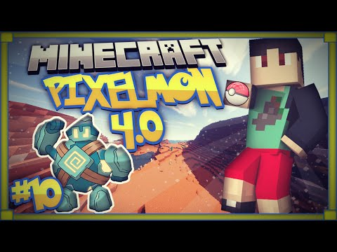 Minecraft Pixelmon 4.0.5 Survival Lets Play -