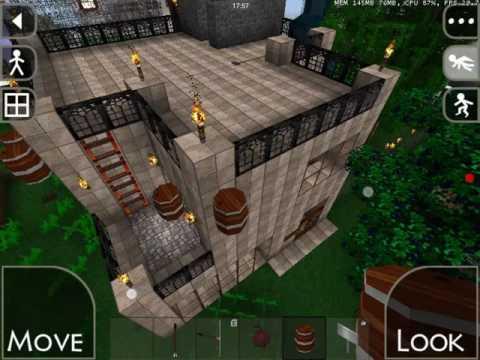 Survival Craft 2 - Strange Things - Logic City (Exploding & Exploring?)