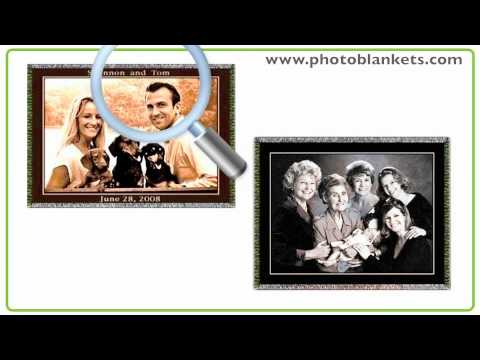 Photo Blankets Quality does depend on Picture Resolution so get my Tips