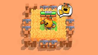 GOD SPIKE Broken All Game! Brawl Stars Funny Moments & Fails & Glitches ep.287