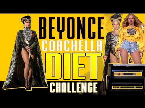 BEYONCÈ COACHELLA Diet & Workout!