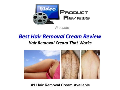 The Best Hair Removal Cream Reviews FREE Revitol Hair Removal Cream Offer!