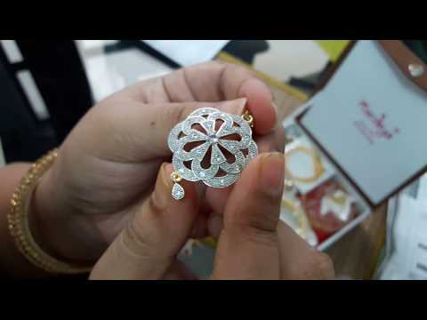 Hindi UNBOXING Jewellery box from TV shopping american diamond sets