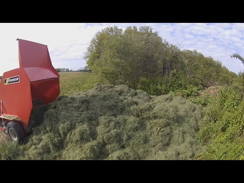Steiner Lawn Sweeper Tackles 6 Acres Of Grass