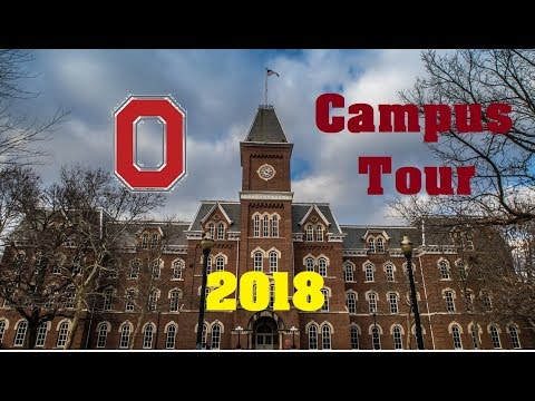 Campus is Alive - The Ohio State University