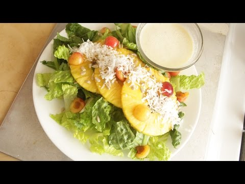 Pina Colada Salad Recipe