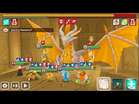 Summoners War: Dragon's Lair B7