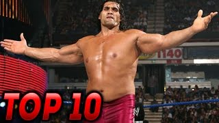 Top 10 Funniest WWE Botches