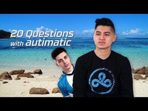 Cloud9 autimatic 20 Questions