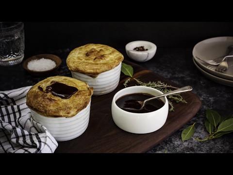 Making Beef Brisket Pies, a Classic Aussie Recipe: Goodman Fielder