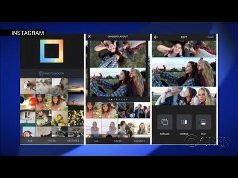 "Instagram announces photo collage app ""Layout"""