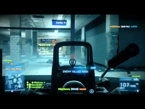 ☆Battlefield 3 || Lets Play || With Gunny ☆ 12 HOUR Marathon - 4 / 6