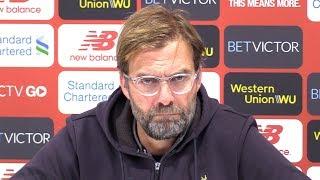 Liverpool 4-1 Cardiff - Jurgen Klopp Full Post Match Press Conference - Premier League