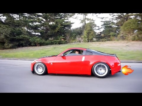 Whats it like to daily a TOMEI EXHAUST on a 350z