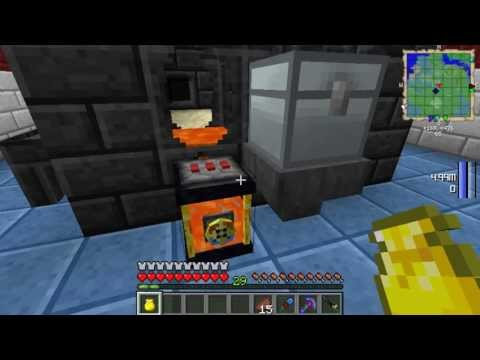 Minecraft - How to Automate Tinkers Construct Smeltery!
