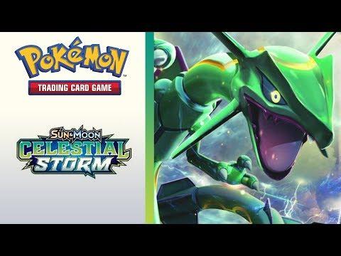 Pokémon TCG: Review de SM7 Celestial Storm