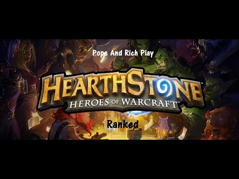 EMPlay Hearthstone Ranked Part 1