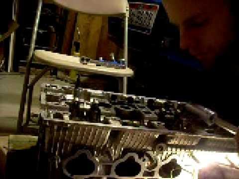 SL371605 (2 of 5) H22a rebuilding head
