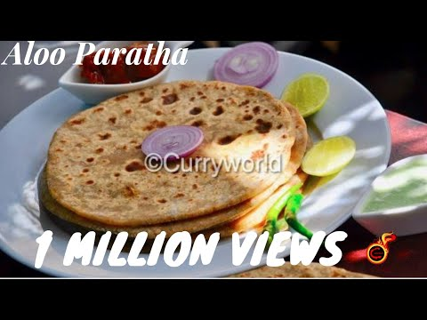Perfect Aloo Paratha No fail Paratha -Potato Stuffed  Paratha:Recipe no 63