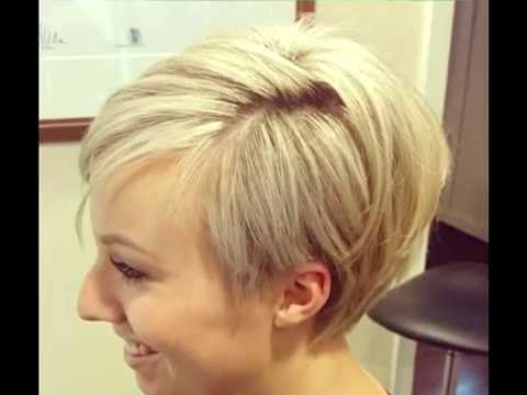 10 Wonderful Wedge Haircuts For Women