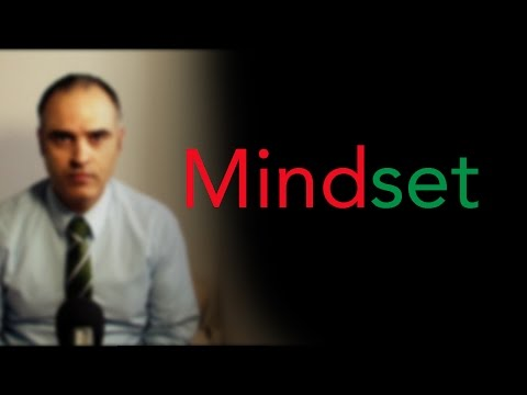 Mindset Programming  - Substance and Structure