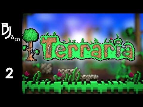 Terraria: Mining Tips, Corruption, Dungeon