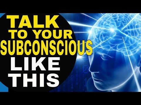 5 Ways To Improve Your Communication With The Universal Subconscious Mind | Law of Attraction