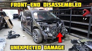 Rebuilding A Wrecked 2017 Honda Pilot Part 2