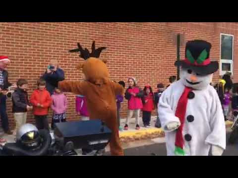 Rudolph and Frosty 2017