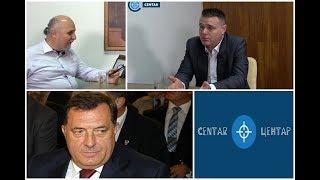 Vanja Elez: Dodik je zapadni grač koji je na vlast došao državnim udarom U CENTAR