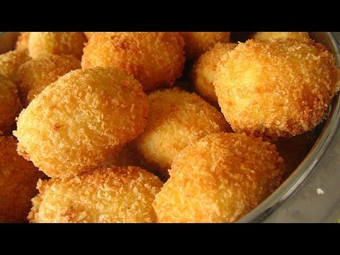 Potato Cheese Croquettes - Quick and Simple
