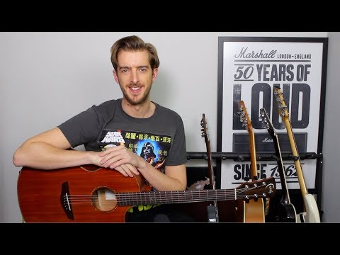 🔴 Andy Guitar Live - Acoustic Requests & Fingerstyle (20th Feb 2018)