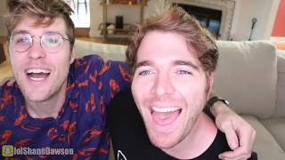 Garrett Watts and Shane Dawson: The Adorable Duo (feat. Ryland and Drew)