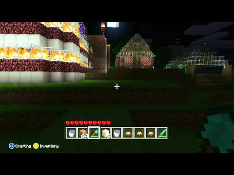 Minecraft: Xbox 360 Edition Multiplayer Friends P-4