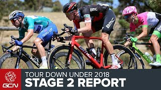 Tour Down Under 2018 | Stage 2 Race Report