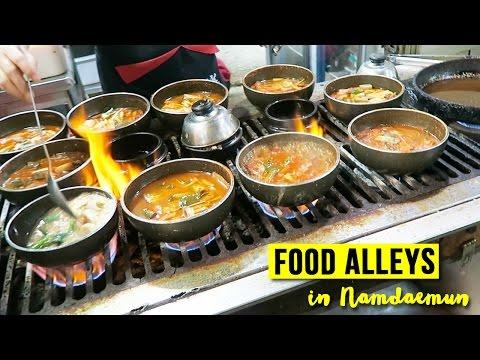 Shopping at Namdaemun Market and its Hidden Food Alleys