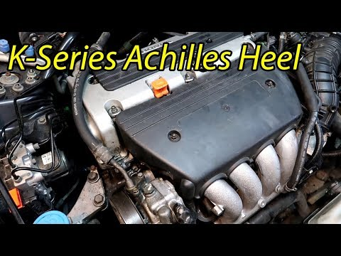 Honda K Series Achilles Heel