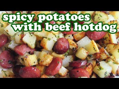 How To Cook Potatoes Recipe - Make Breakfast Meal - Potato Recipes Hash Browns Alternative - Jazevox